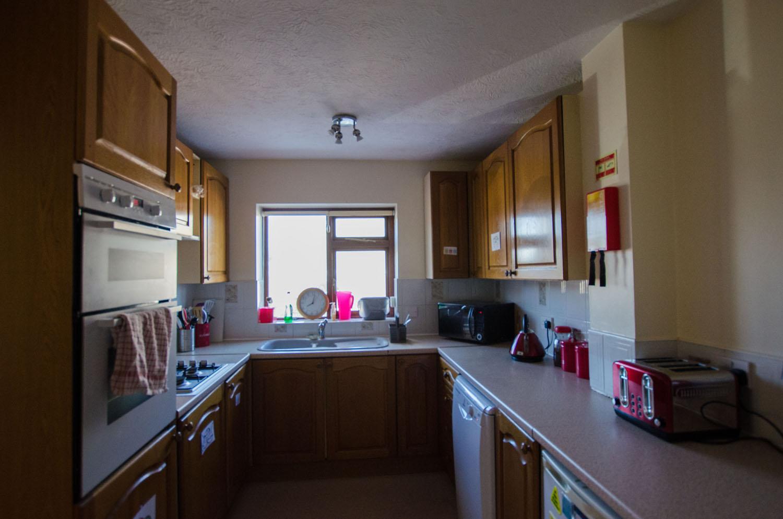 Tower kitchen